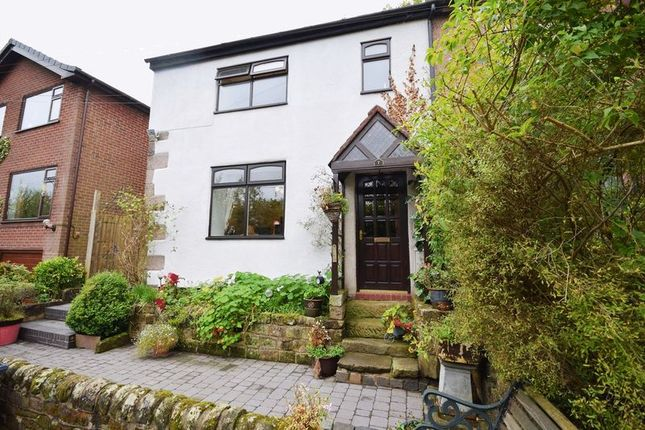 Thumbnail Semi-detached house for sale in St. Annes Vale, Brown Edge, Stoke-On-Trent