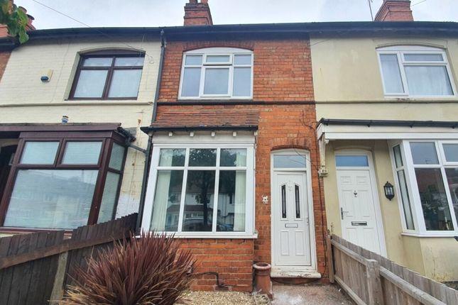 Thumbnail Terraced house to rent in Maas Road, Birmingham