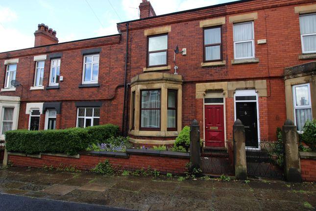 Thumbnail 3 bed terraced house to rent in Cranworth Street, Stalybridge