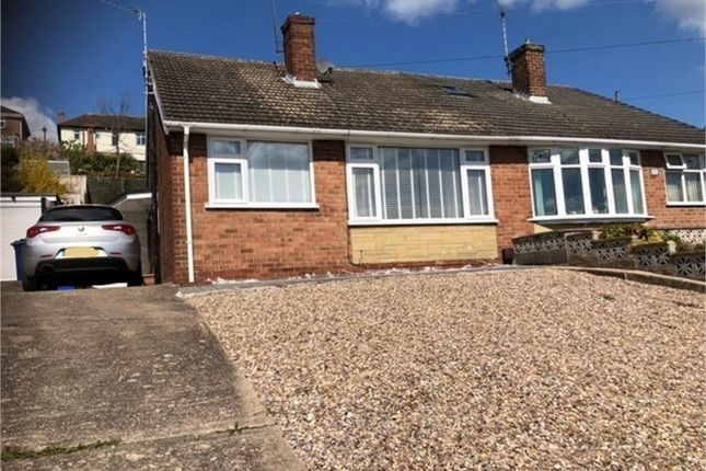 3 bed semi-detached bungalow for sale in 28 Charnwood Road, Burton-On-Trent, Staffordshire DE13