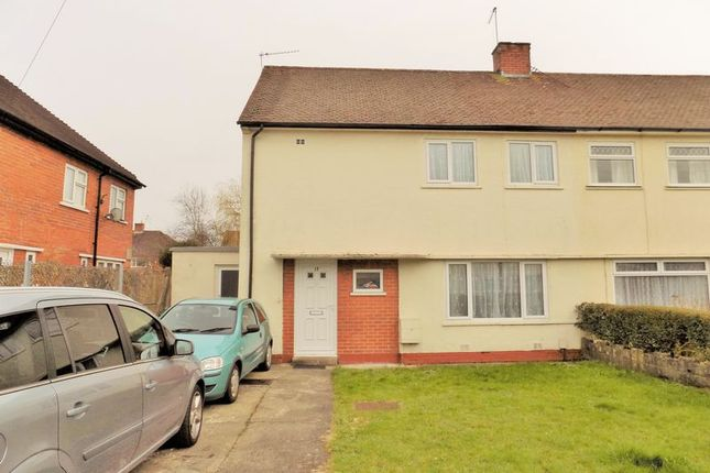 Thumbnail Semi-detached house for sale in Bacton Road, Gabalfa, Cardiff