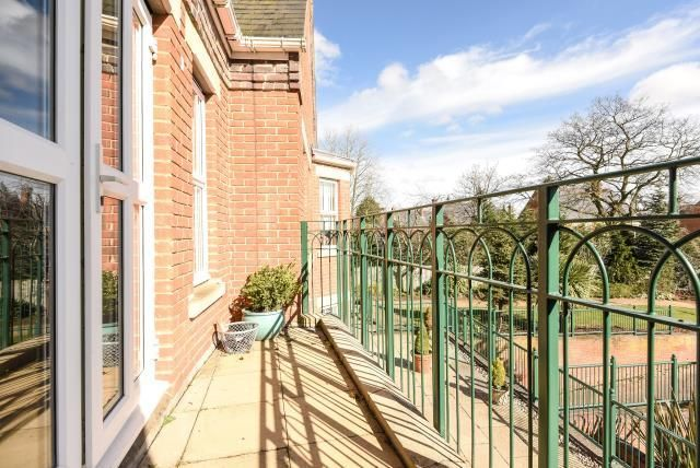 Thumbnail Flat for sale in St Ann's Park, Virginia Water