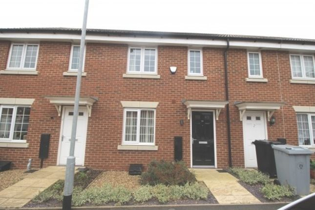 Thumbnail Terraced house to rent in Wilks Road, Grantham