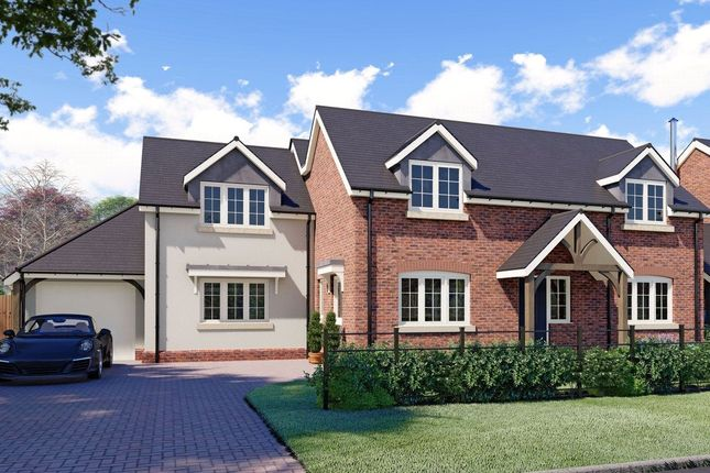 Thumbnail Property for sale in Paddock Gardens, Lymington