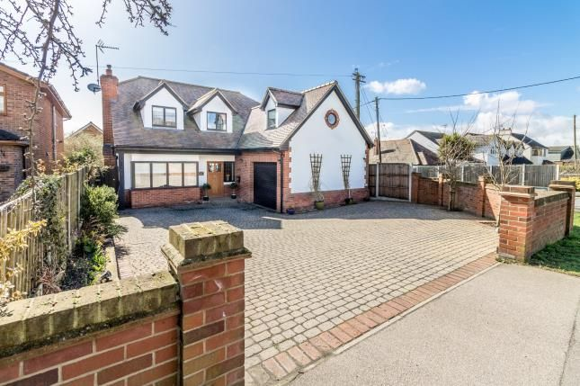 Thumbnail Detached house for sale in Rayleigh, Essex, Uk