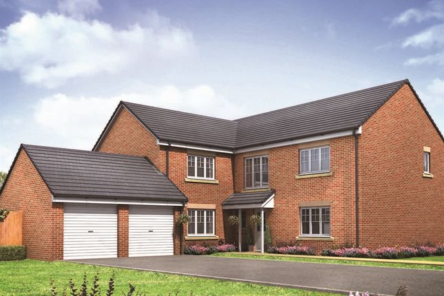 "Thumbnail Detached house for sale in ""The Albermarle"" at Milestone Road, Stratford-Upon-Avon"
