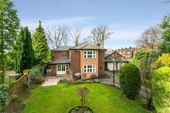 Thumbnail Detached house for sale in Stand Lane, Manchester