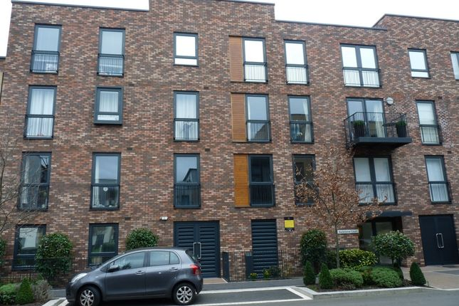 Thumbnail Flat for sale in Madeleine Court, Letchworth Road, Stanmore