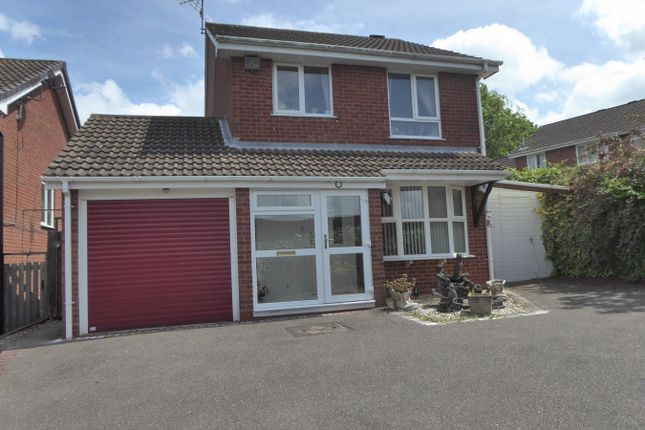 Thumbnail Detached house for sale in Farfield Close, Northfield, Birmingham