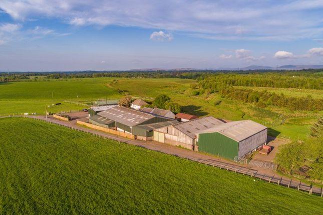 Thumbnail Farm for sale in West Calder, West Lothian