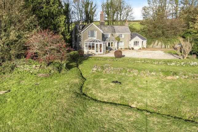 Thumbnail Detached house for sale in Milton Abbot, Tavistock