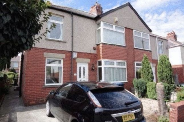 Thumbnail Flat to rent in Fallowfield Avenue, Newcastle Upon Tyne