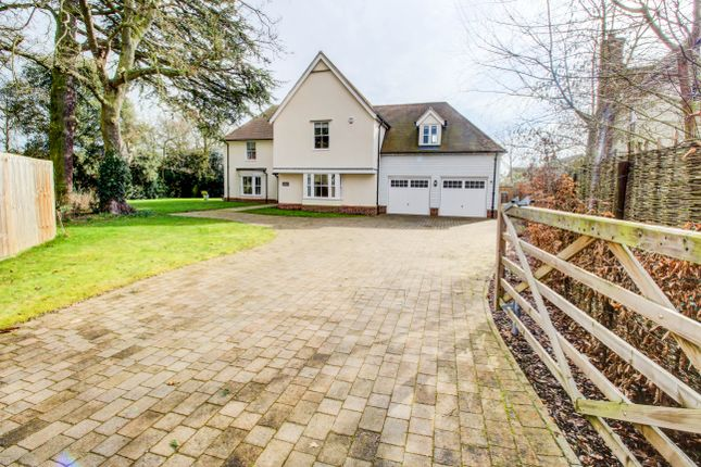 Thumbnail Detached house for sale in Palmer Gardens, Wivenhoe, Colchester