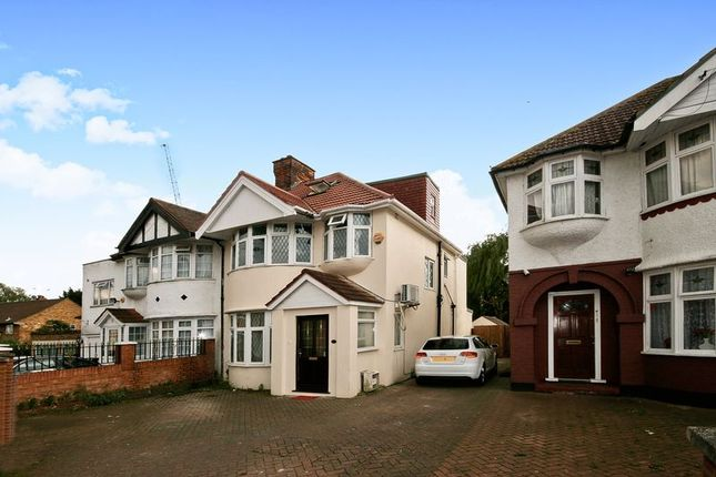 Thumbnail Semi-detached house for sale in Chestnut Grove, Sudbury, Wembley