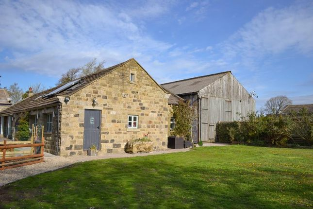 Thumbnail Barn conversion for sale in Braythorne Fold Barn, Church Lane, Stainburn