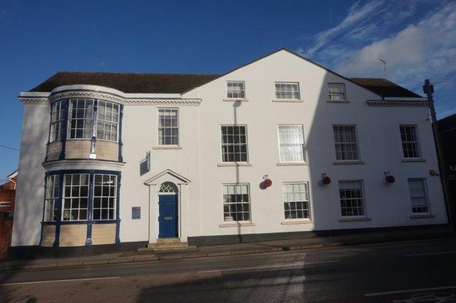 Thumbnail Flat for sale in Lichfield Street, Tamworth