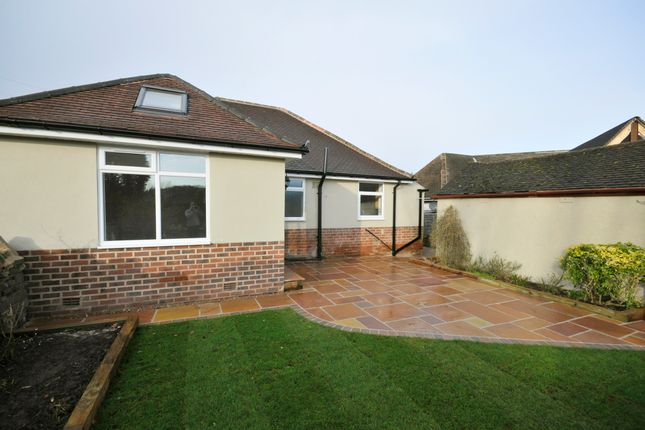 External of Yew Tree Drive, Somersall, Chesterfield S40
