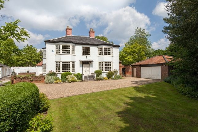 Thumbnail Detached house for sale in Gt. Hautbois Road, Coltishall, Norwich