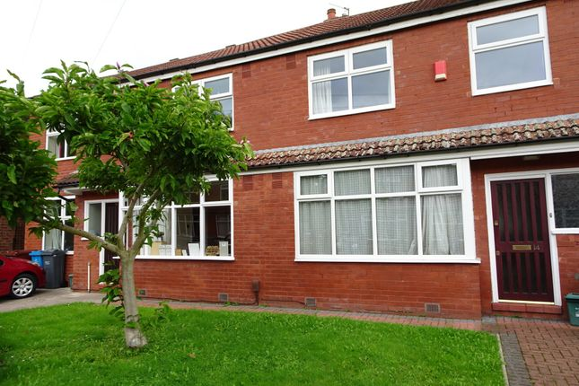 Thumbnail Terraced house to rent in Aldwych Avenue, Manchester
