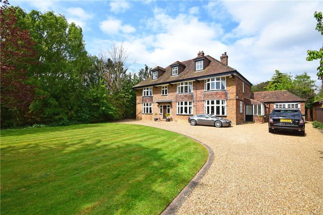 Thumbnail Detached house to rent in Bourn Road, Caxton, Cambridge, Cambridgeshire