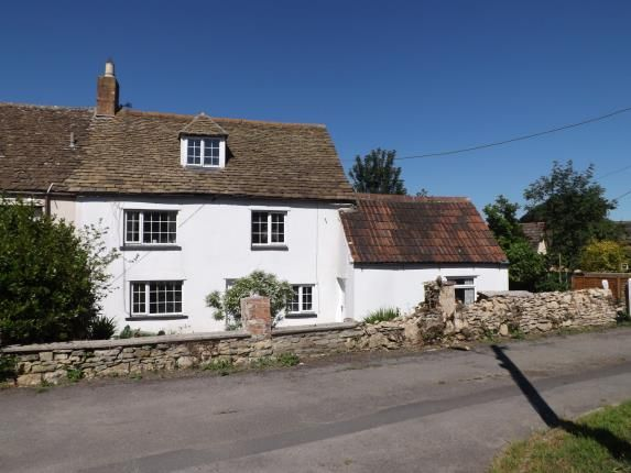Thumbnail Semi-detached house for sale in Vicarage Lane, Hillesley, Wotton-Under-Edge, Gloucestershire