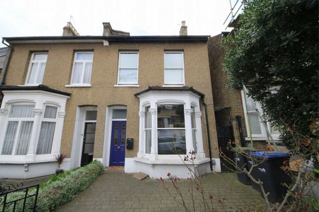 Thumbnail Semi-detached house to rent in Vicars Moor Lane, London