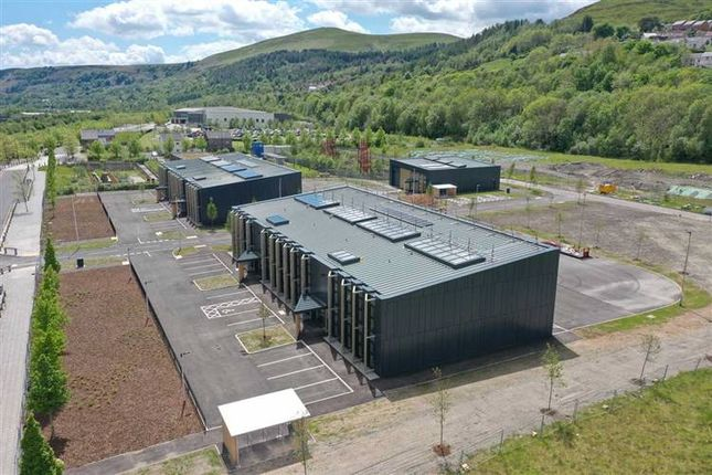 Thumbnail Industrial to let in Mill Lane, Ebbw Vale