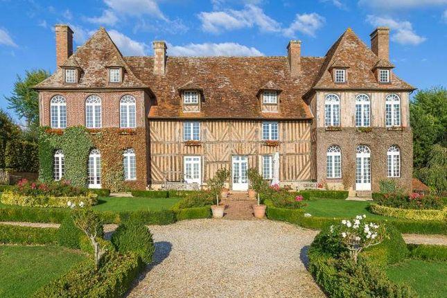 Thumbnail Property for sale in Mansion On A Hill, Saint-Julien-Le-Faucon, Normandy, France