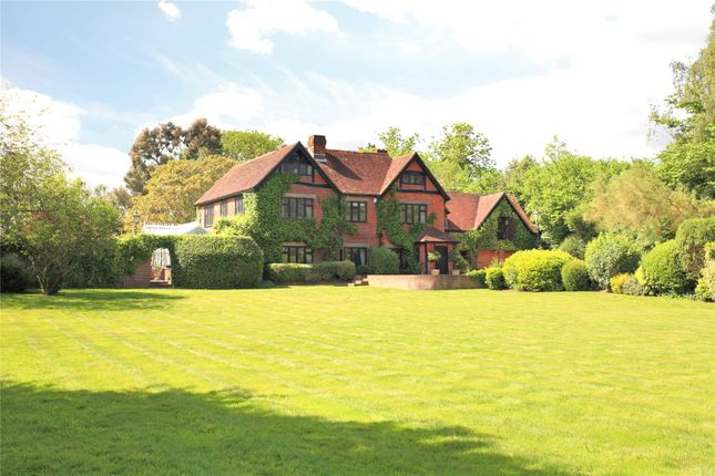 Thumbnail Detached house for sale in Vernon Hill, Ashton, Bishops Waltham, Hampshire