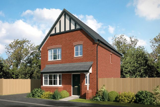 Thumbnail Detached house for sale in Liverpool Road, Warrington