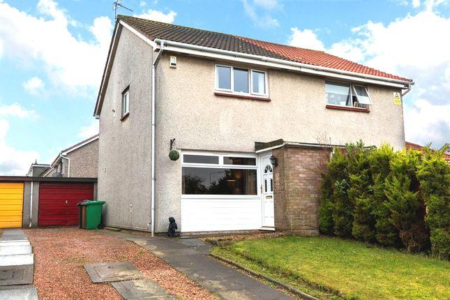 Thumbnail Semi-detached house for sale in Barnton Road, Kirkcaldy