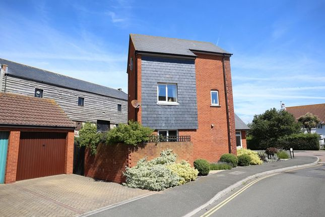 Thumbnail Semi-detached house for sale in Shelly Reach, Edge Of Marina, Exmouth