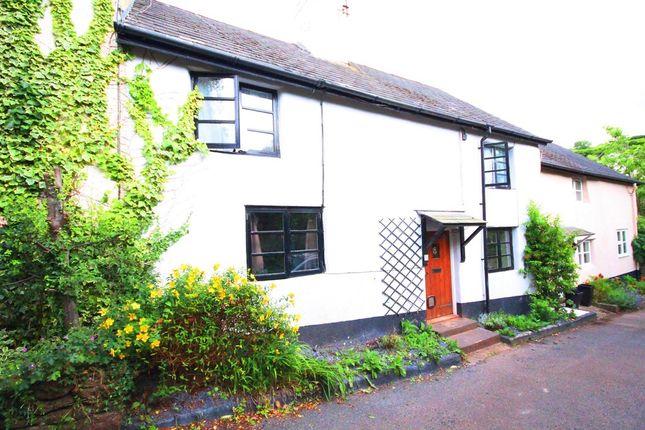 Thumbnail Cottage to rent in Combeinteignhead, Newton Abbot