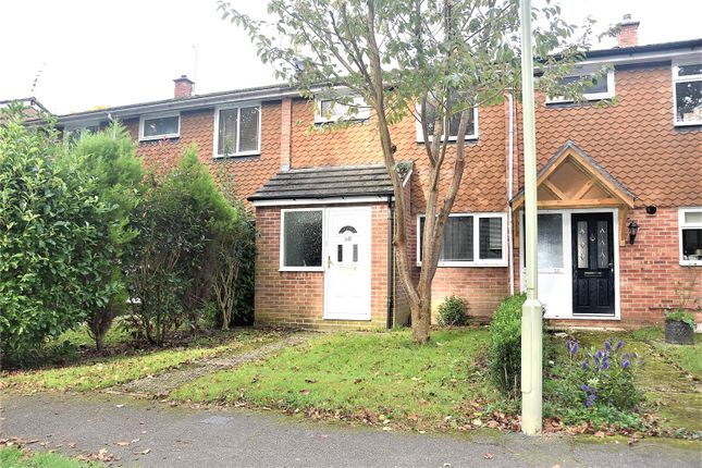 Thumbnail Property to rent in Brookside Walk, Tadley, Hampshire