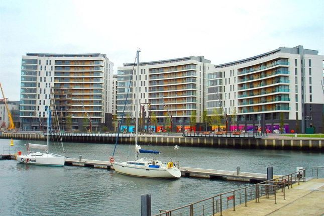 Thumbnail Flat to rent in The Arc, Apt 3-14, Titanic Quarter, Belfast