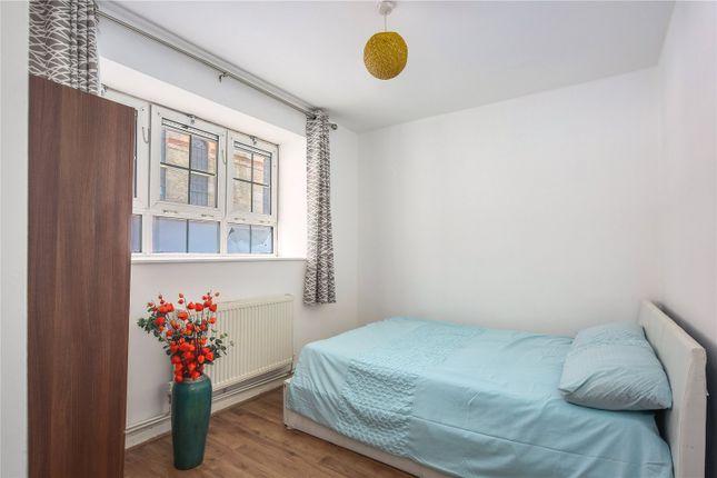 Bedroom Three of Wheler House, Quaker Street, London E1
