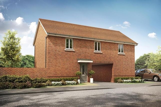 """Thumbnail Semi-detached house for sale in """"Alverton"""" at London Road, Hassocks"""