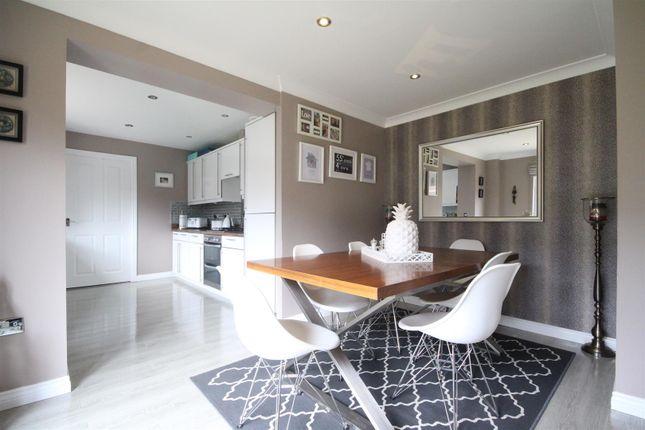 Dining Room of Cooper Crescent, Ferniegair, Hamilton ML3