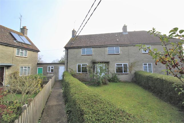 Thumbnail 3 bed terraced house to rent in Lammas Close, Hilmarton, Calne