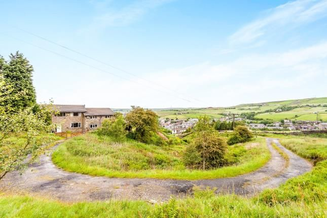 Thumbnail Detached house for sale in Deansgreave Road, Bacup, Rossendale, Lancashire