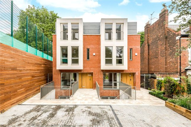 Thumbnail Semi-detached house for sale in Winchester Place, Highgate, London