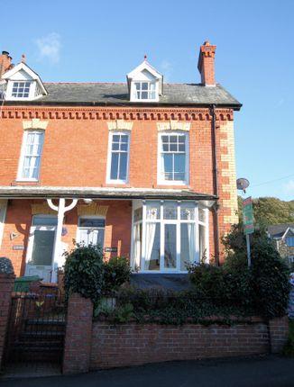 Thumbnail Town house for sale in Llwyngwril, Gwynedd