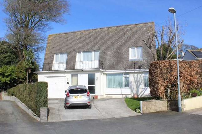 Thumbnail Detached house for sale in Fairfield Close, Kingsbridge
