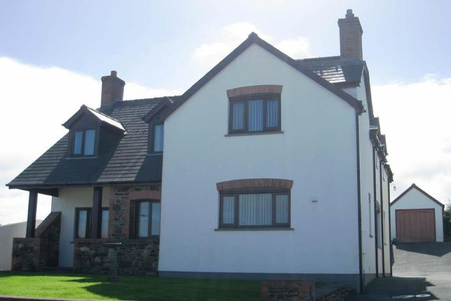 Thumbnail Detached house for sale in Heol Caradog, Fishguard