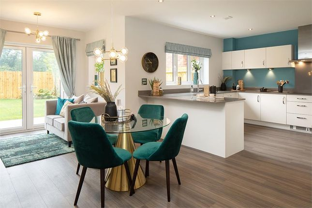 """Thumbnail Detached house for sale in """"Charlesworth"""" at Hollybush Lane, Burghfield Common, Reading"""