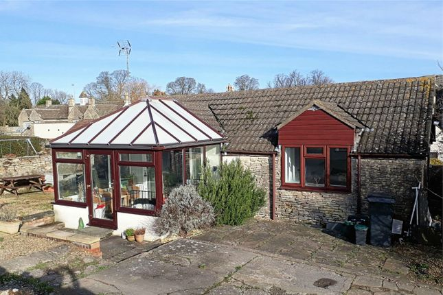 Thumbnail Detached bungalow to rent in High Street, Tormarton, Badminton, Gloucestershire