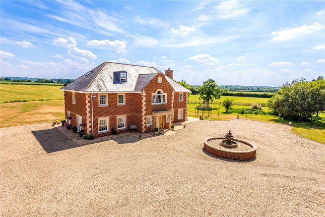 Thumbnail Detached house for sale in Marlborough Road, Royal Wootton Bassett, Swindon, Wiltshire