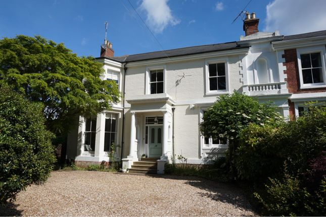 Thumbnail Semi Detached House For Sale In 12 Warwick New Road Leamington Spa