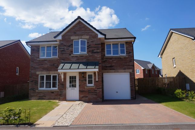 Thumbnail Detached house for sale in Sherrington Drive, Troon
