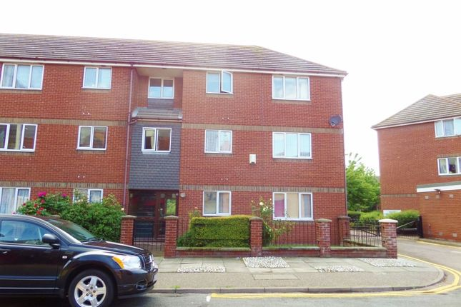 Thumbnail Flat for sale in Trafalgar Court, Great Yarmouth